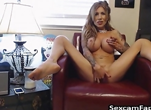 Hot Milf Shows You How To Play With her Pussy