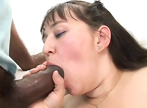 Beauty- And be transferred to Big Black Beast - 480p.MP4