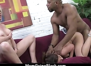 Beautiful mama with puffy pussy fuck a black dick 13