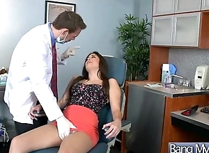 Hardcore Sex Adventures With Debase And Horny Patient (nathalie monroe) video-19