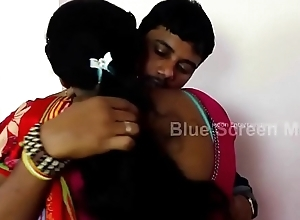 Mallu Aunty  With Husband Friend Romance   Innovative Telugu Short Films