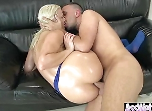 Anal Hard Sex With Big Oiled Wet Round Ass Girl (anikka albrite) video-07