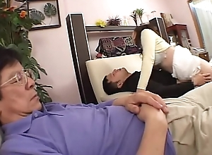 DRUNKEN MOM JAV SON Receives JAPANESE MOM DRUNKEN