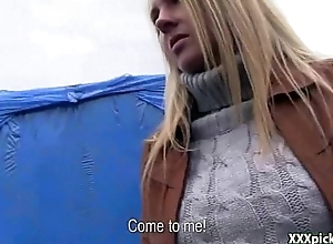 Public Pickup Chick Group-fucked Hard In Public For Holdings 30