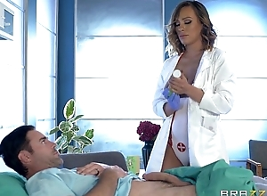 Brazzers - Dirty be attracted to Kiera Rose gets some chubby dick