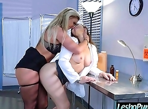 Punish Hard Copulation Using Copulation Toys Between Lesbians Girls (dani&amp_phoenix) video-15