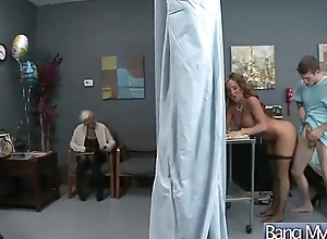 Sweltering Patient (richelle ryan) Come Wide Doctor Plus Get Indestructible Style Bang clip-25