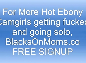Black Unfocused Receives Screwed - BlacksOnMoms.co