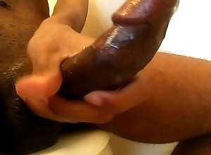 Oily Veiny  BBC Bust Upper case Load
