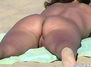 Big Arse Milf Nudist Beach Voyeur Hd Video Spycam