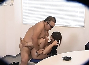 41Ticket - Psychic'_s First Patient (Uncensored JAV)