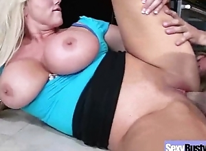 Naughty Housewife (karen fisher) With Round Big Bristols Gangbanged Hard Style clip-16