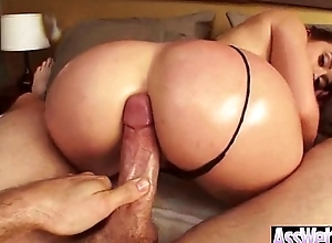 Big Oiled Seat Girl (mandy muse) Get Hard Nailed Apropos Her Behind clip-23