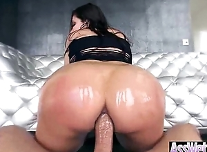 Chunky Oiled Butt Girl (aleksa nicole) Get Fixed Nailed In Her Behind clip-03