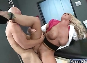Horny Sluty Patient (sadie swede) Come To Doctor Gad about get Sex Treat clip-27