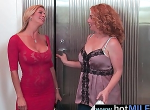 Gorgeous Milfs (alexis fawx) As if Sex On Huge Hard Dick Stud clip-04