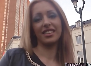 Glam ho ass fucked unconnected with bbc