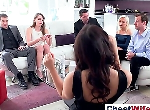 Amazing Sex Greater than Tape In Cheating Hellacious Housewife (valentina nappi) vid-27