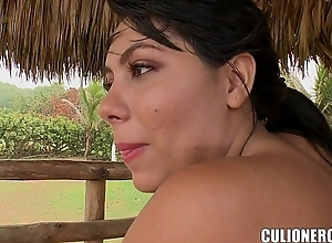 Positive Pussy and Ass on this Latina